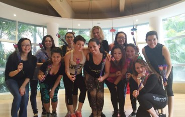 International Women's Day at Around The World Dance Studio