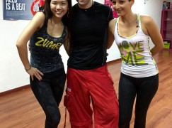 Zumba Master Class Feat. FC Ferron at Zumba by Laura